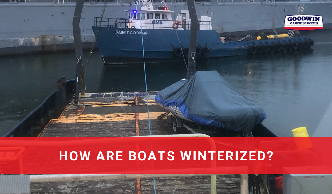 Boat Winterization services MA