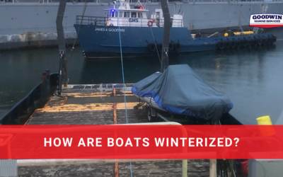How Are Boats Winterized?