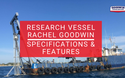 Research Vessel Rachel Goodwin Specifications & Features