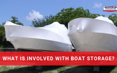 What Is Involved With Boat Storage?