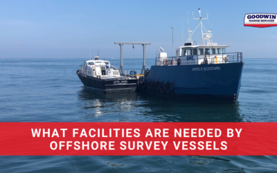 What Facilities Are Needed By Offshore Survey Vessels