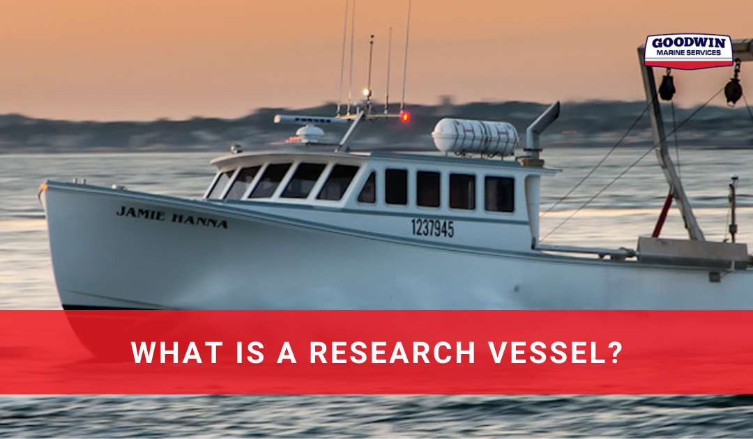 What is a Research Vessel