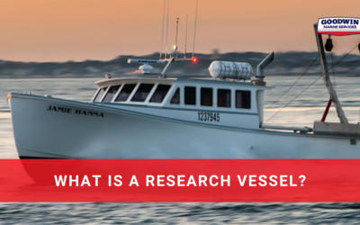 What is a Research Vessel?