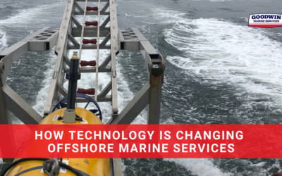 How Technology is Changing Offshore Marine Services