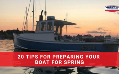 20 Tips for Preparing Your Boat for Spring