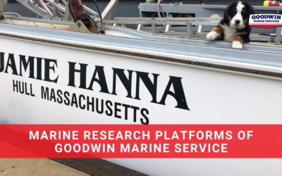 Marine Research Platforms of Goodwin Marine Services