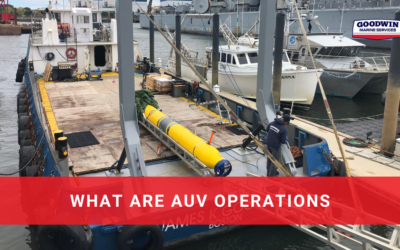 What are AUV Operations?