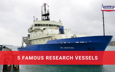 5 Famous Research Vessels