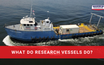 What Do Research Vessels Do?