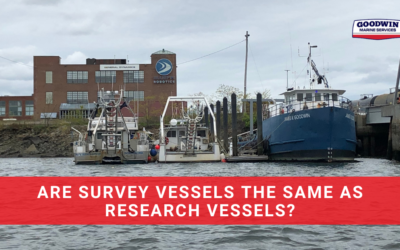 Are Survey Vessels The Same As Research Vessels?
