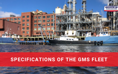 Specifications of the GMS Fleet